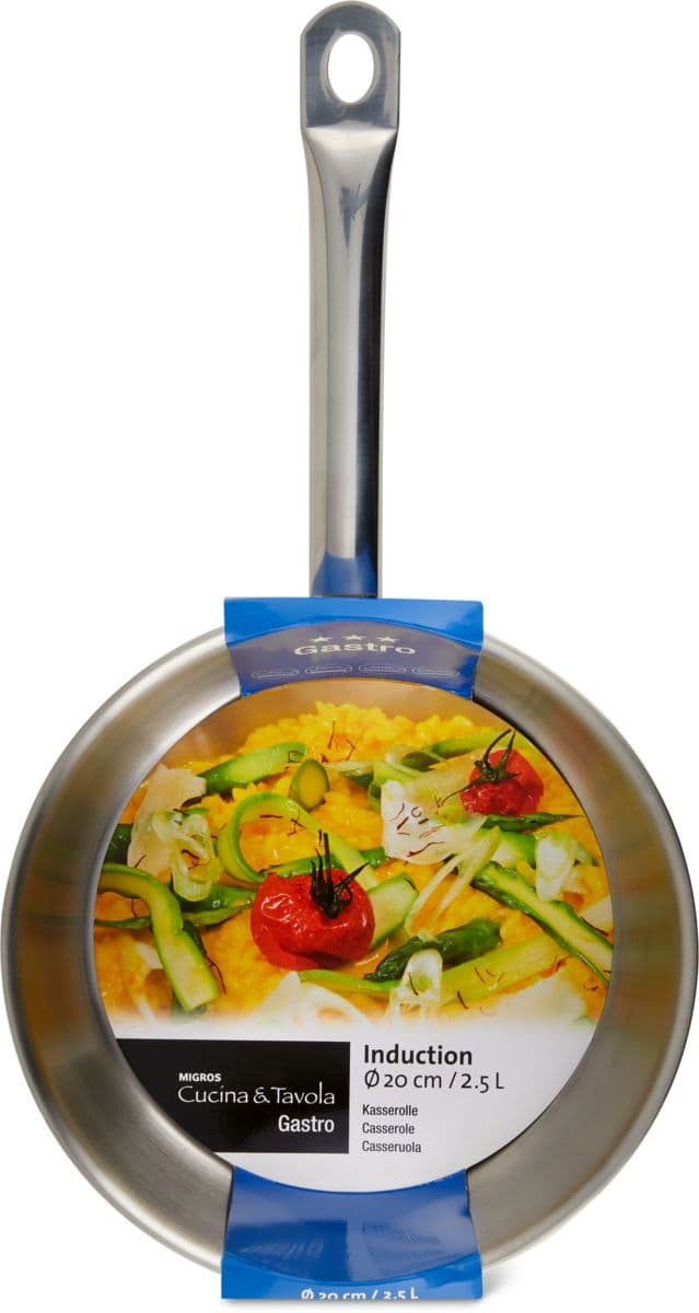 Cucina & Tavola GASTRO Casserole 20cm