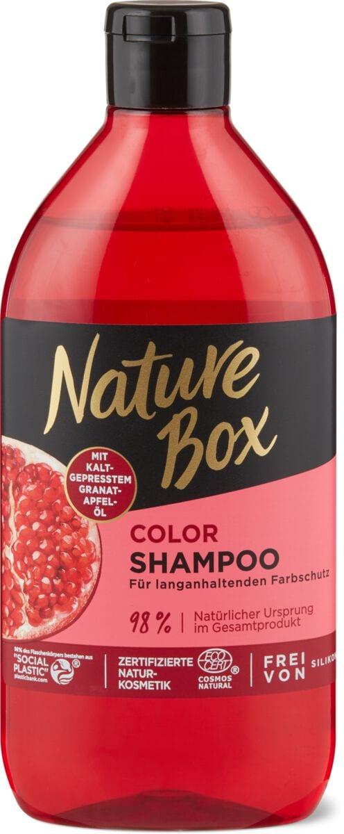 Nature Box Granatapfel Shampoo