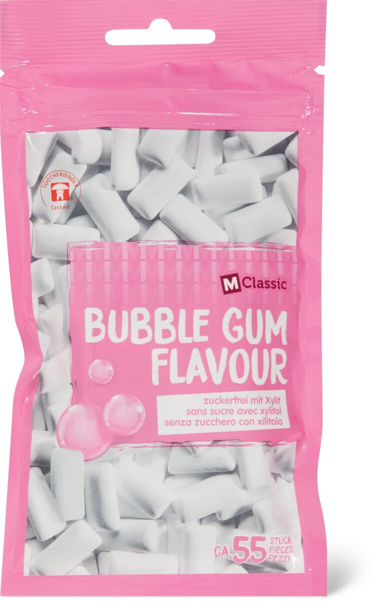 M-Classic Bubble Gum Flavour