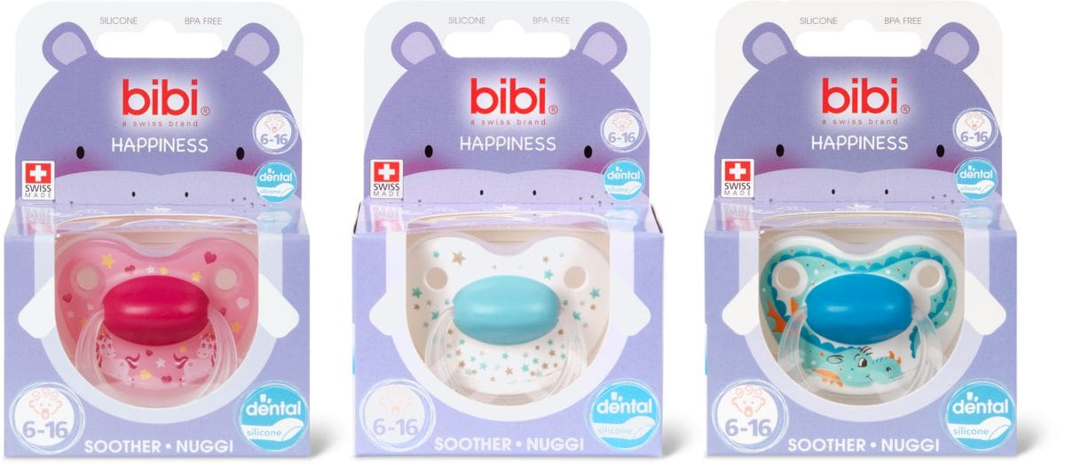 Bibi Sucette Happiness Favourites