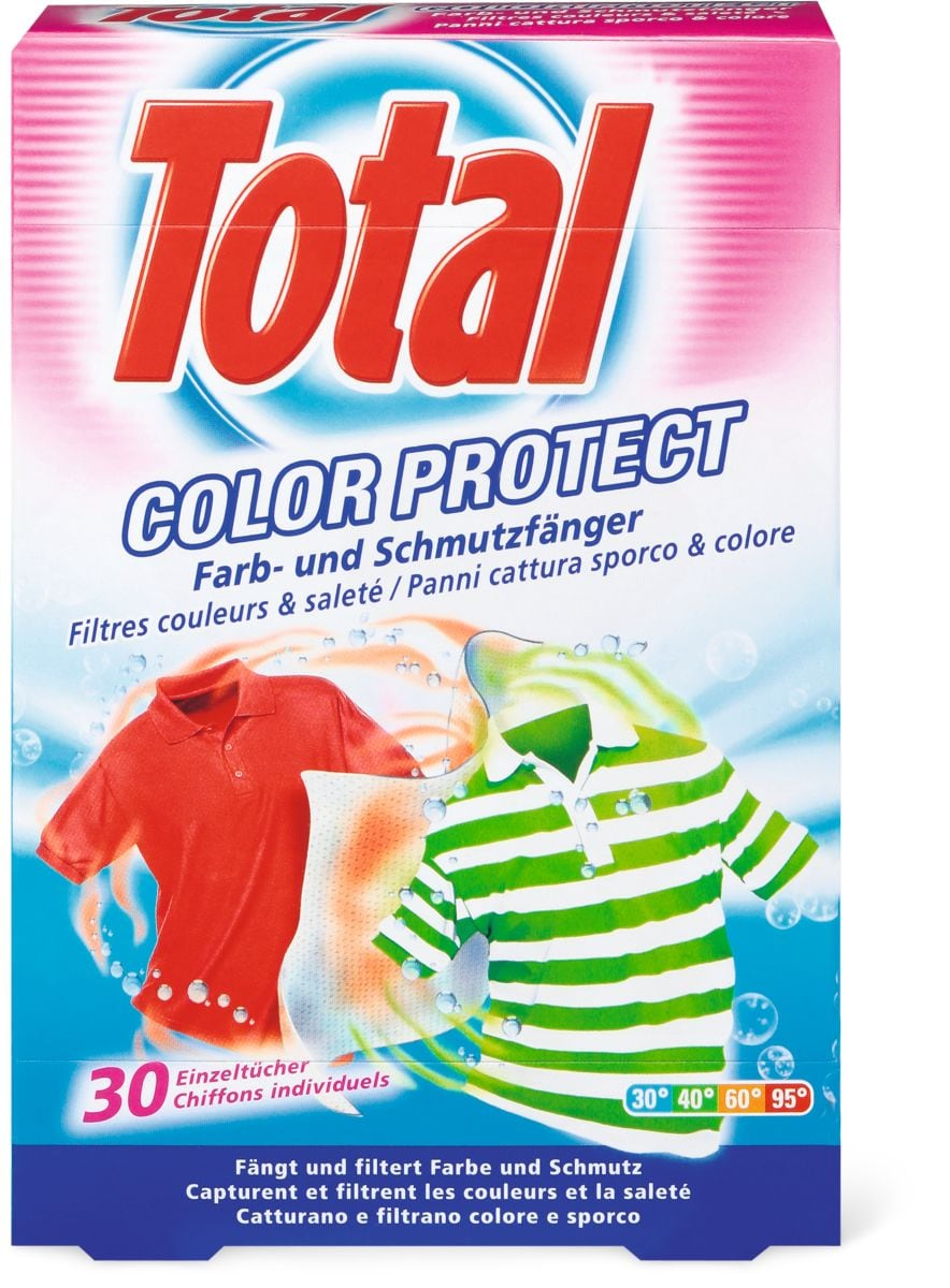 Total Color Protect Chiffons individuels