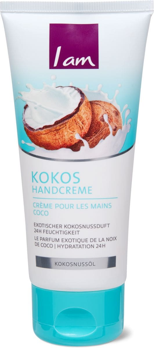 I am Handcreme Kokos