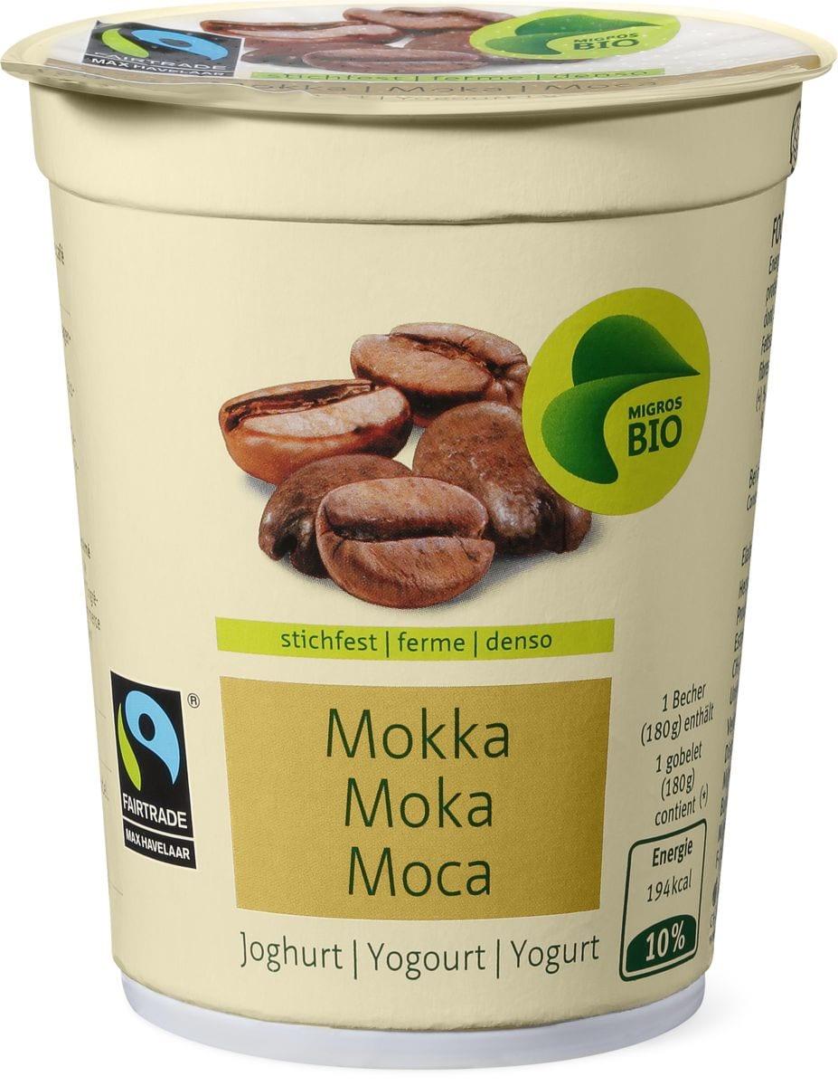Bio Fairtrade Yogourt Mocca
