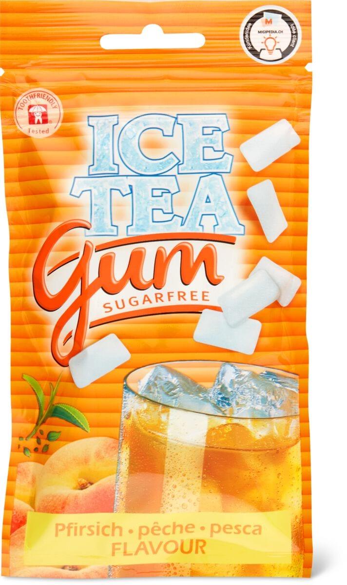 Ice Tea gum Pesca