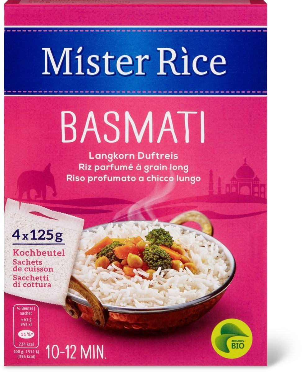 Bio Mister Rice Basmati