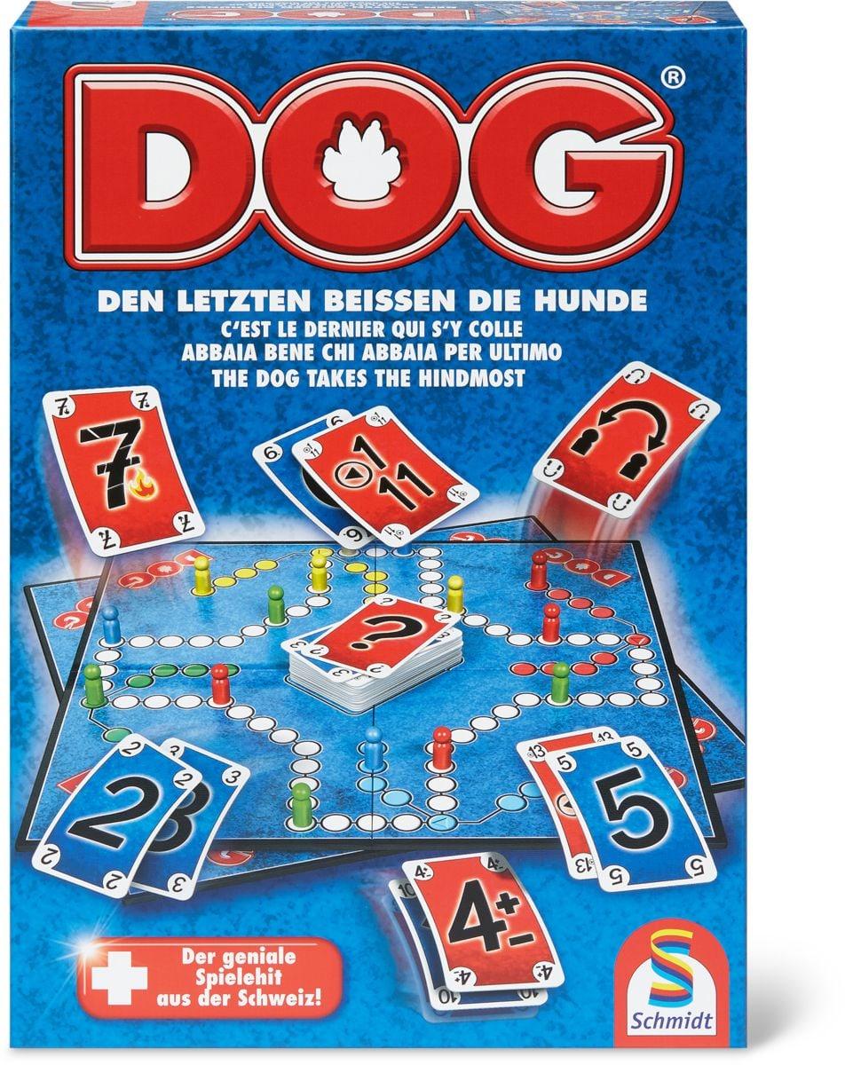 Dog Compact Gesellschaftsspiel