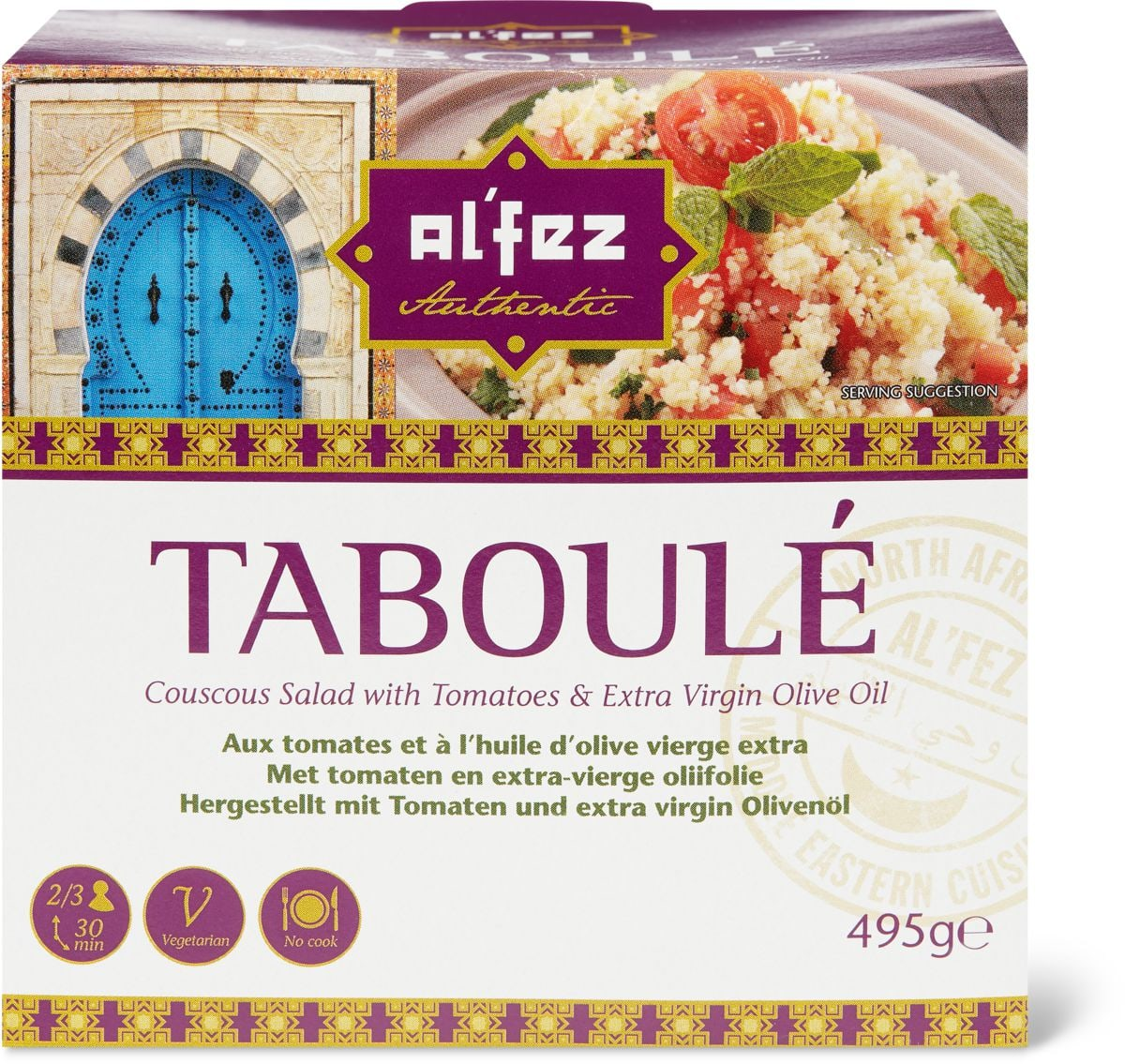 Al Fez Taboulé Insalata