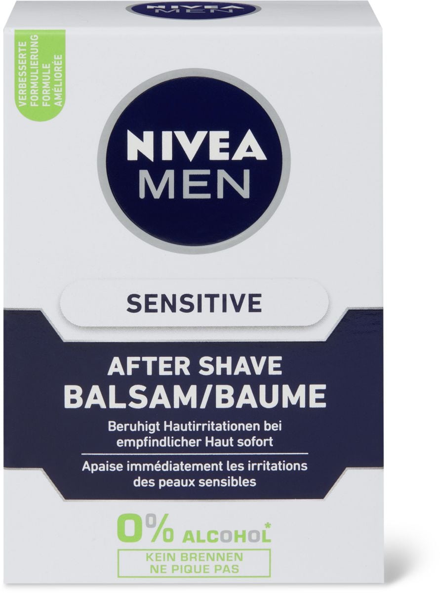 Nivea Men Sensitive After Shave Balsamo