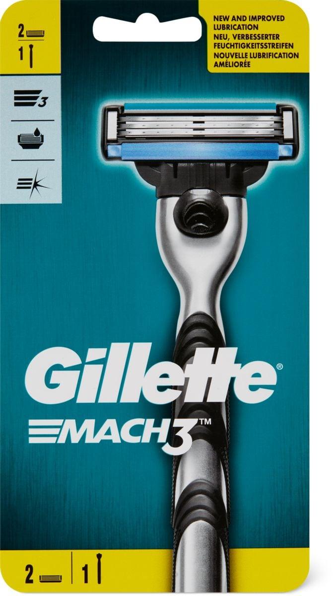 Gillette Mach3 Rasoir