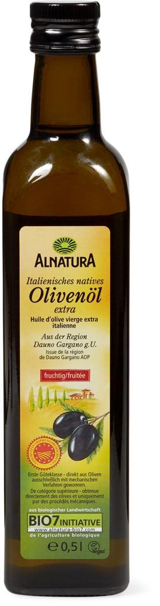 Alnatura huile D'olive Italie