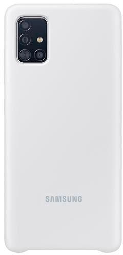 Samsung Silicone Cover white Coque