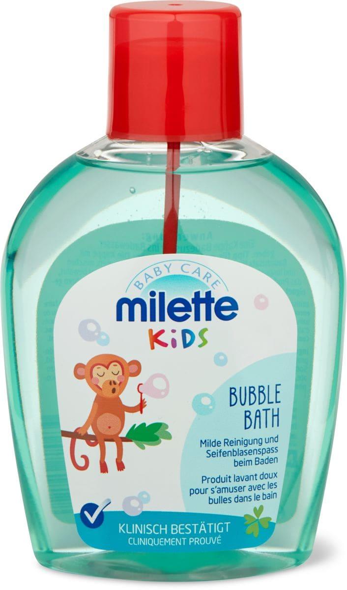 Milette Kids Bubble bath