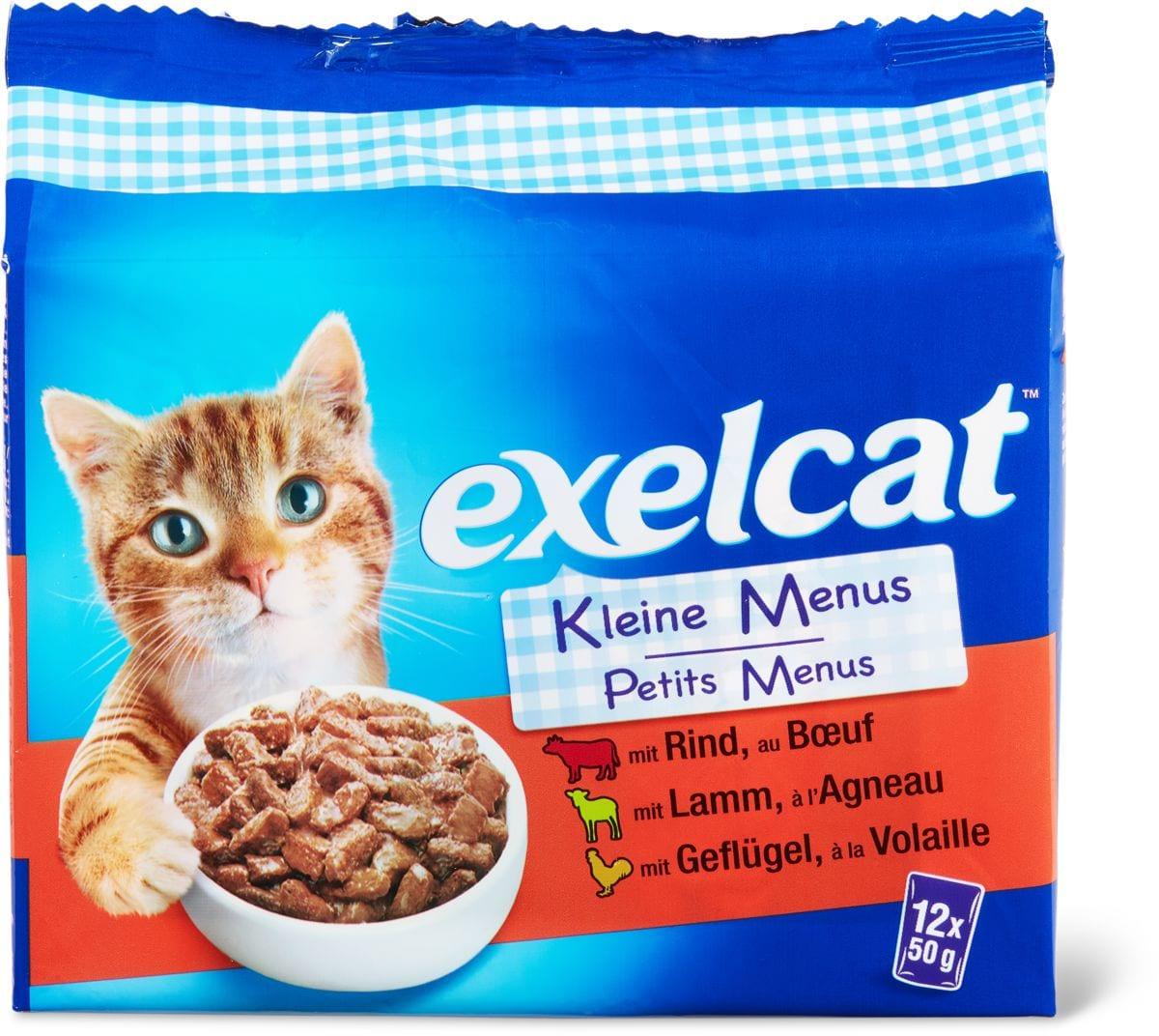 Exelcat mini Carne