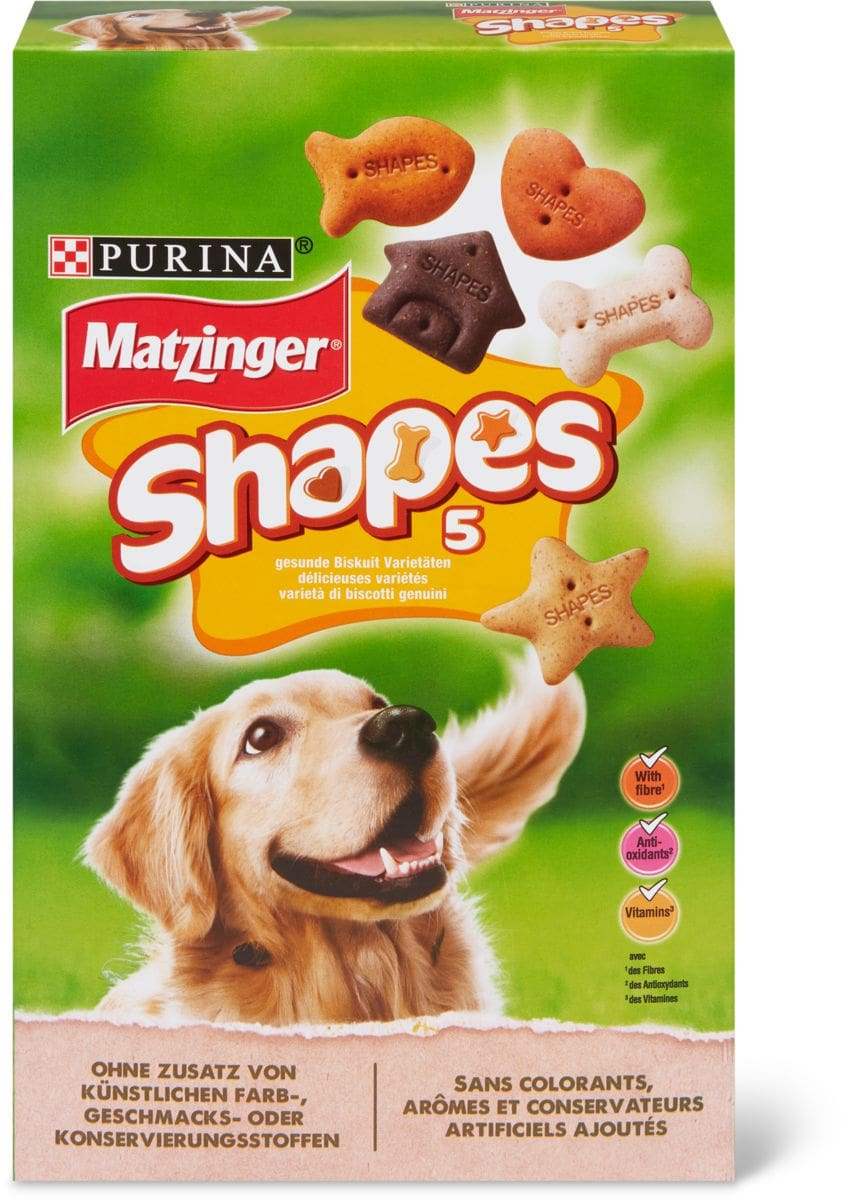 Matzinger Shapes