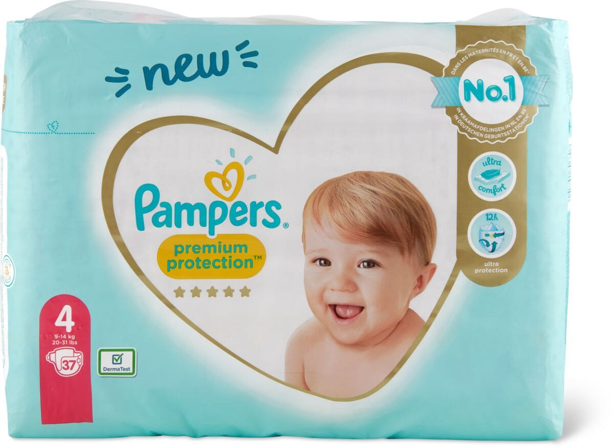Pampers Premium Protection Maxi Gr. 4