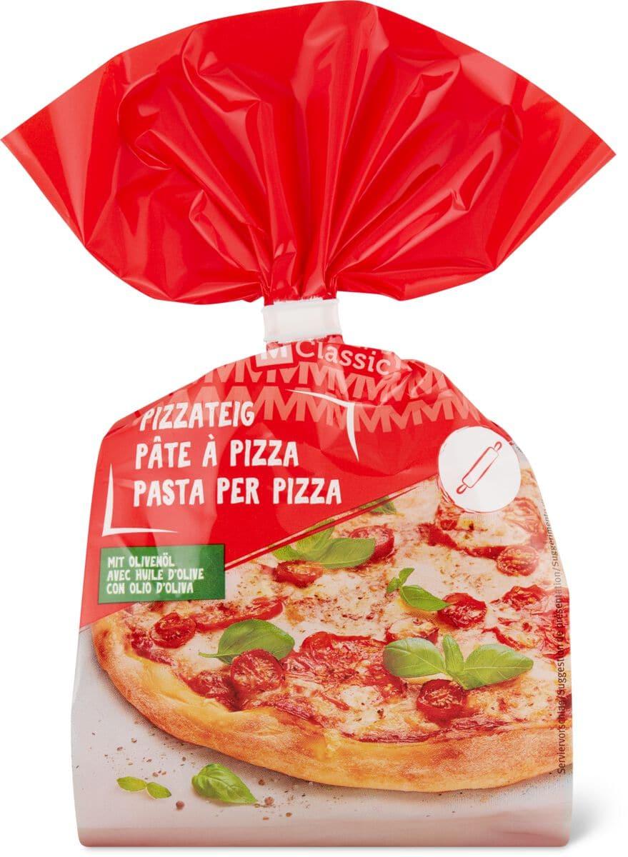 M-Classic Pizza-Teig