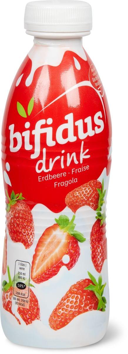 Bifidus Joghurt Drink Erdbeer