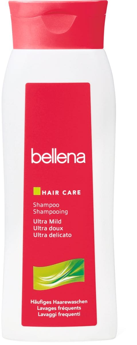 Bellena Ultra Mild Shampoo