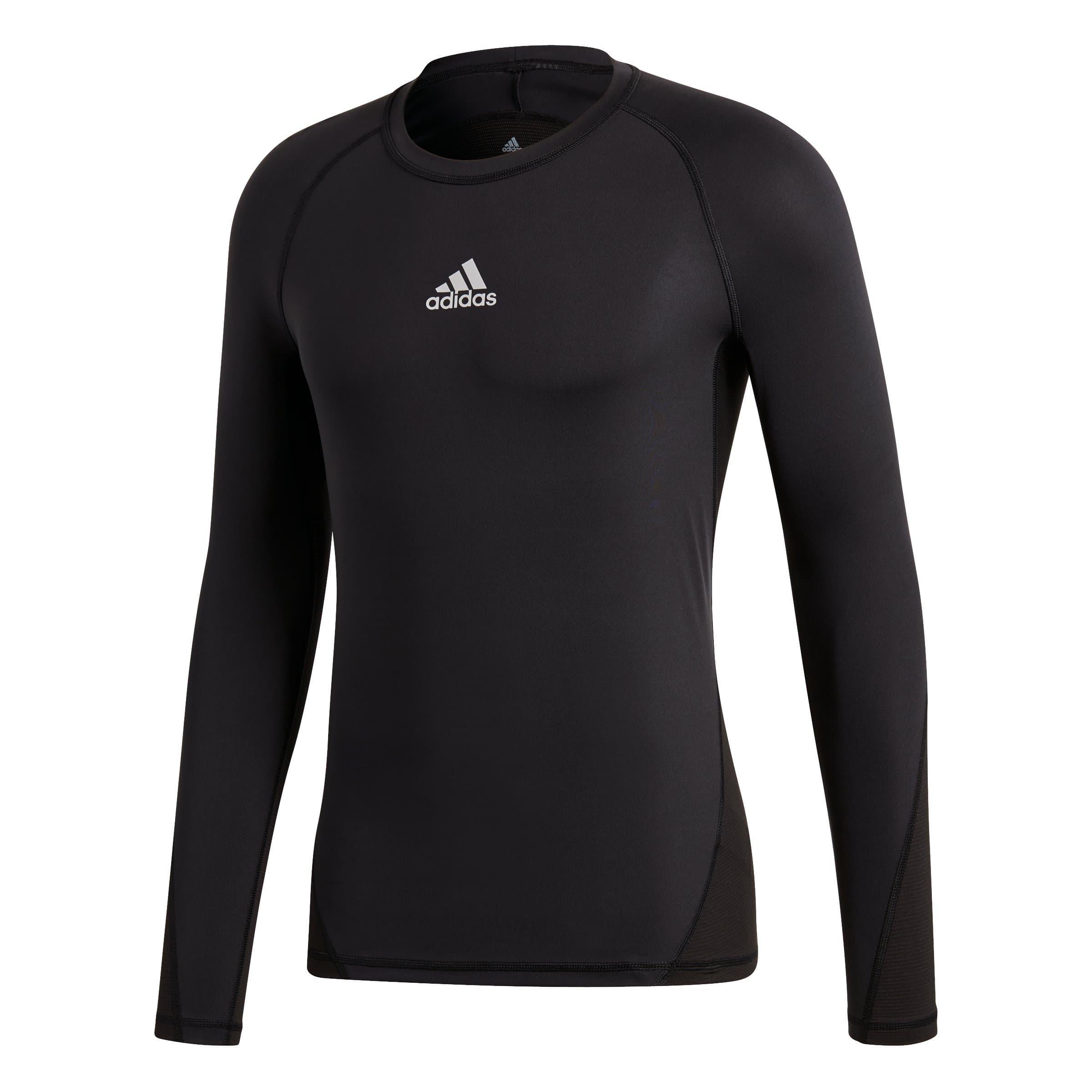 Adidas Ask Sport Longsleeve Tee Maglietta da uomo a compressione