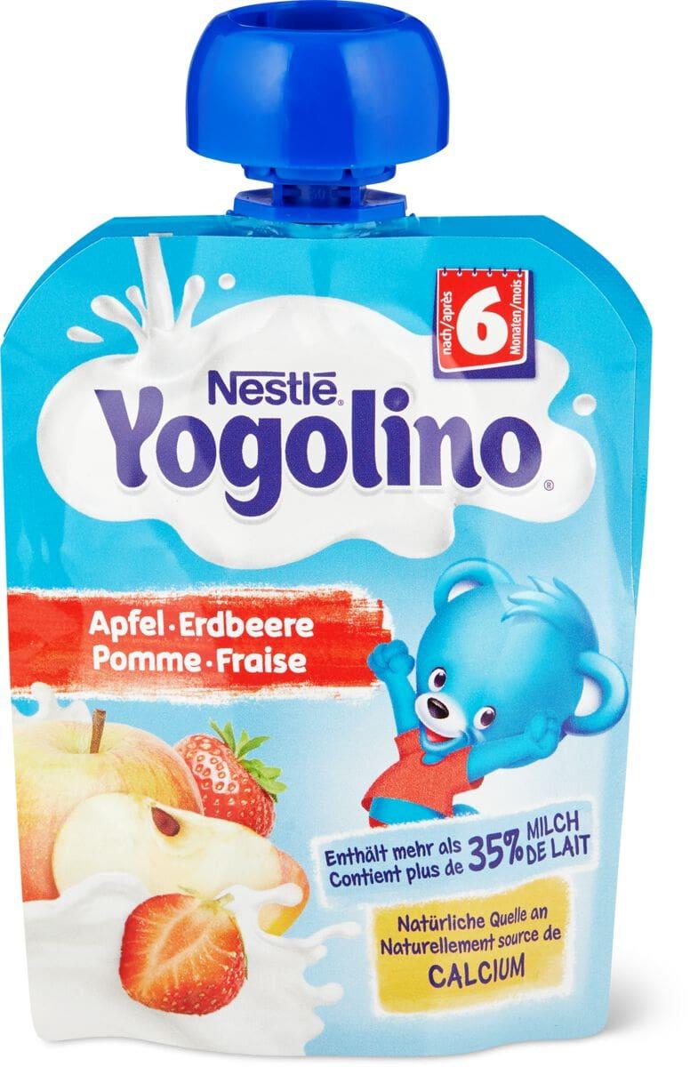 Yogolino Erdbeere Apfel