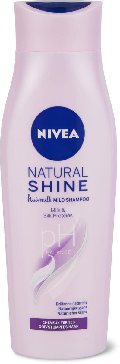 Nivea Hairmilk Natural Shine Shampoo