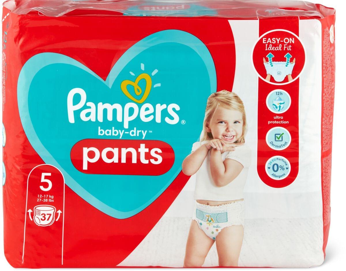 Pampers Baby Dry Pants Gr. 5, Junior 12-17kg