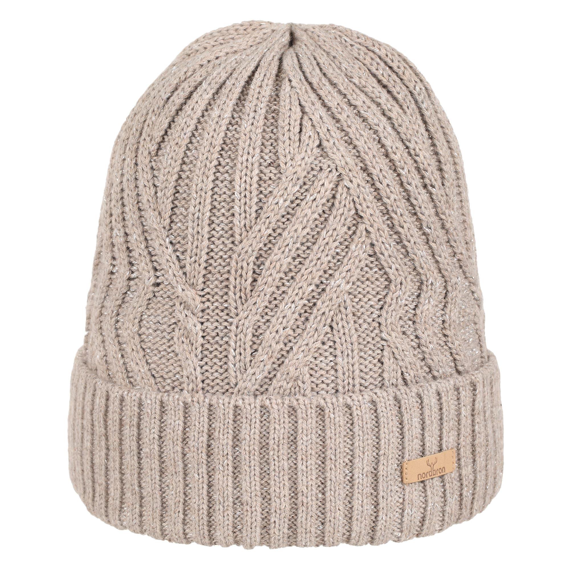 Nordbron DEMAS BEANIE Damen Mütze