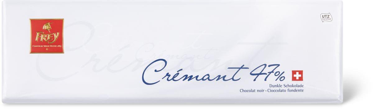 Crémant 47% Zartbitterschokolade