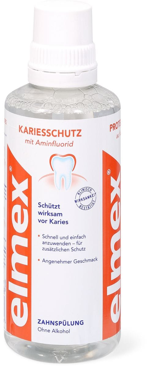 Elmex eau dentaire Protection caries