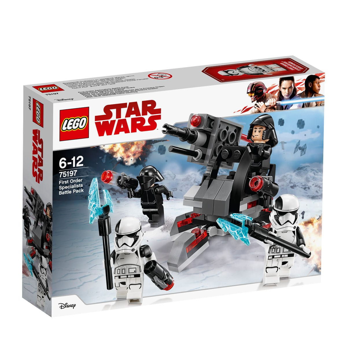 Lego Star Wars 75197