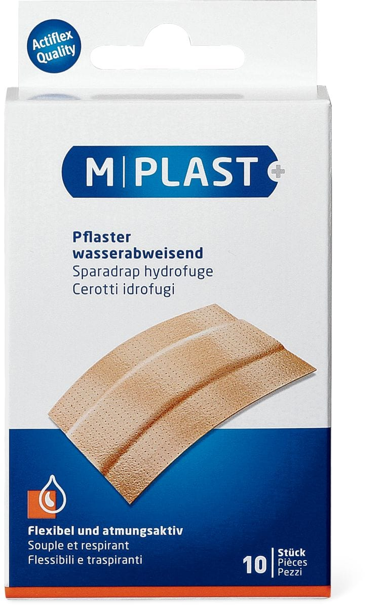 M-PLAST Pansements hydrofuge
