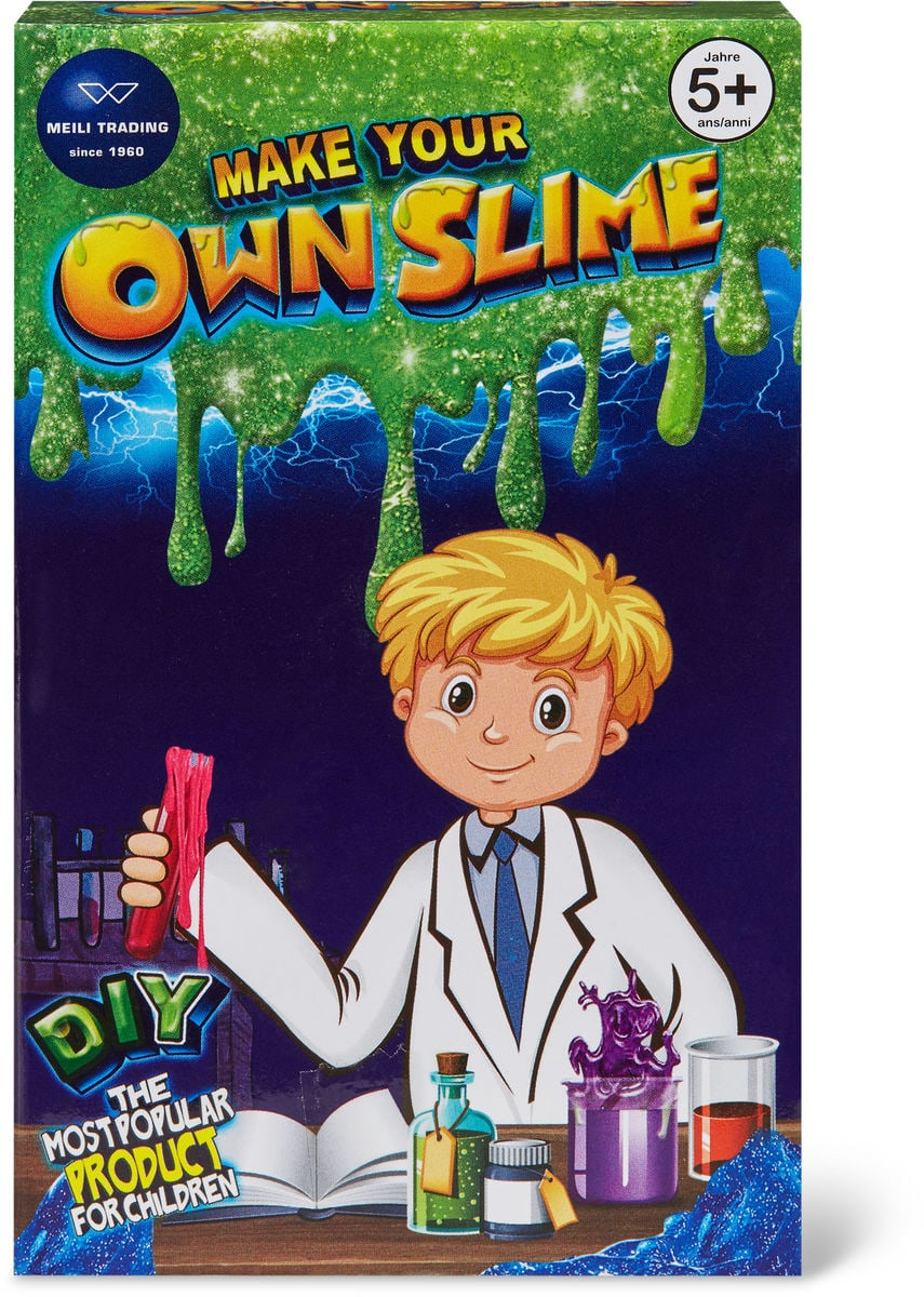 Make Your Own Slime Klein Jouet