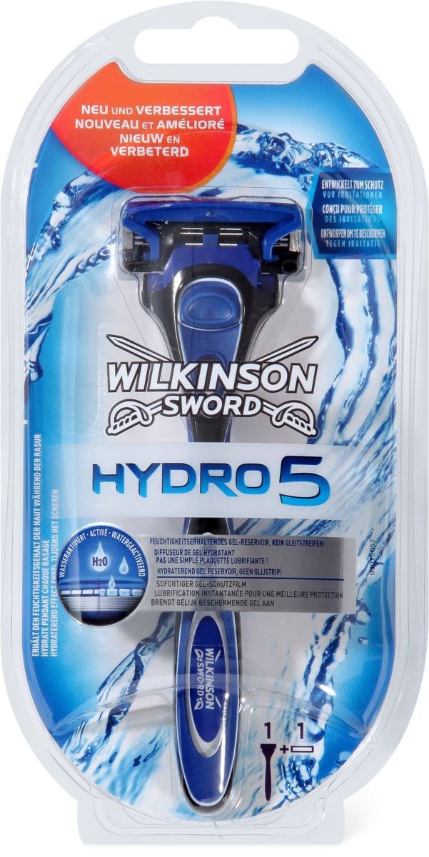 Wilkinson Hydro 5 Rasoir