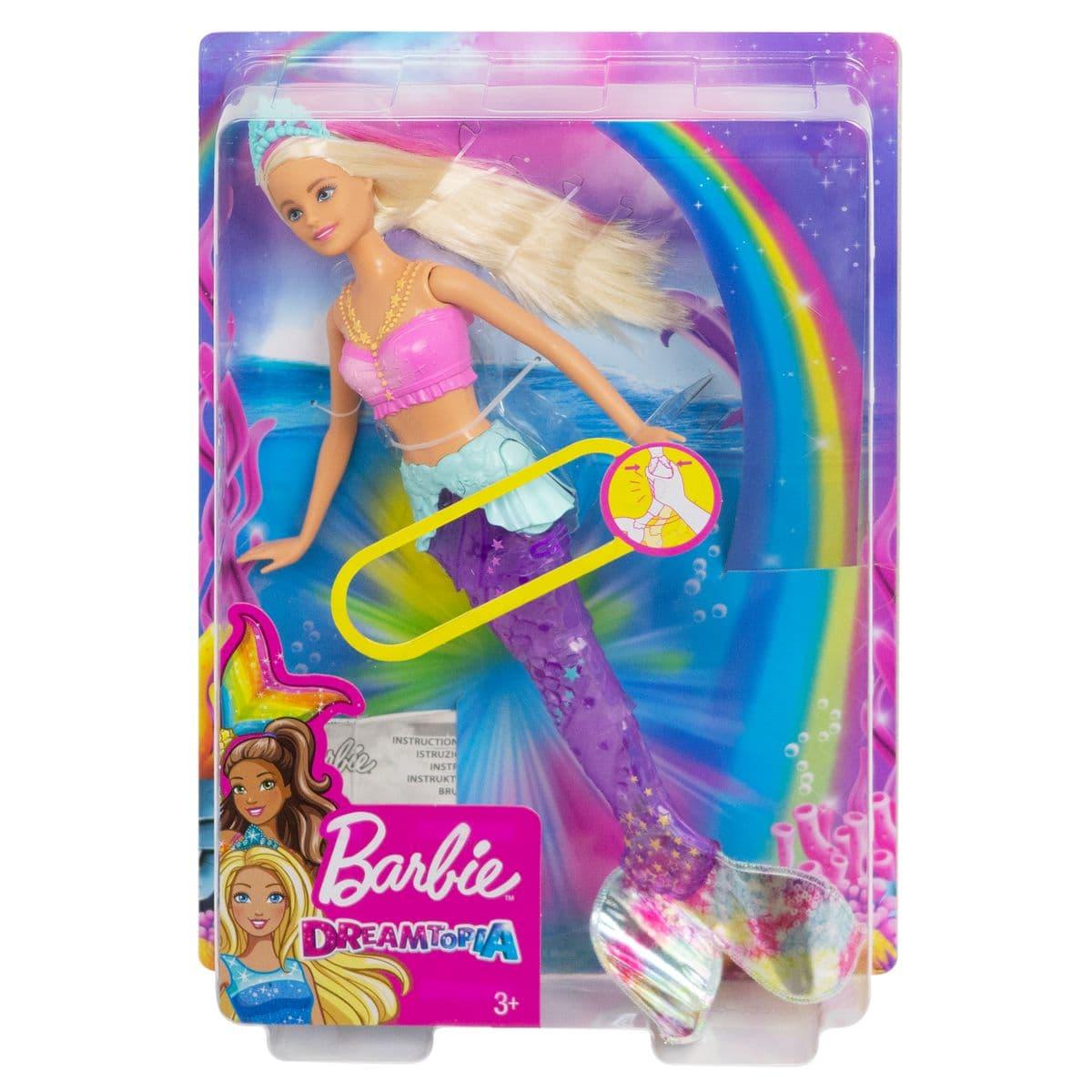 Barbie GFL82 Sirène arc