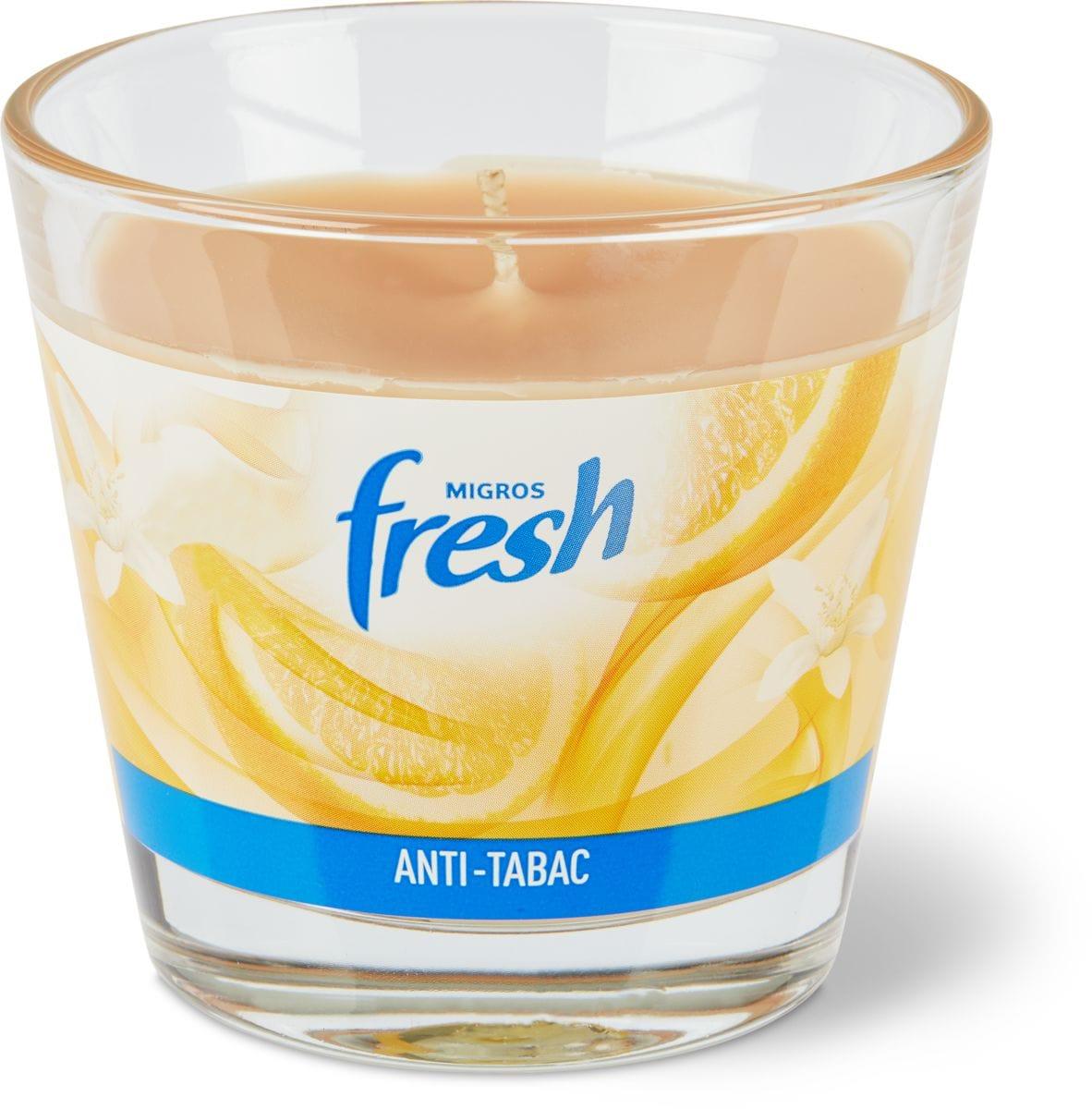 M-Fresh Duftkerze Anti Tabac