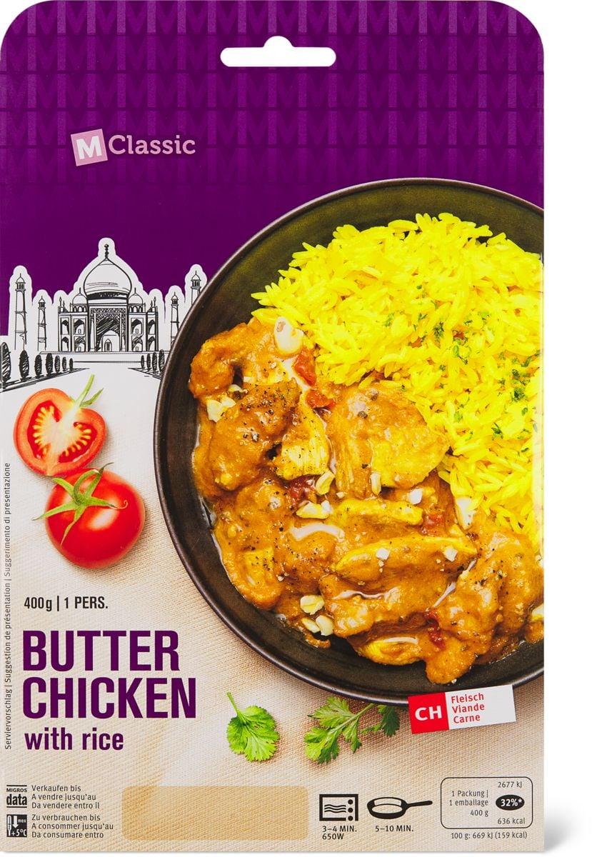 M-Classic Butter Chicken