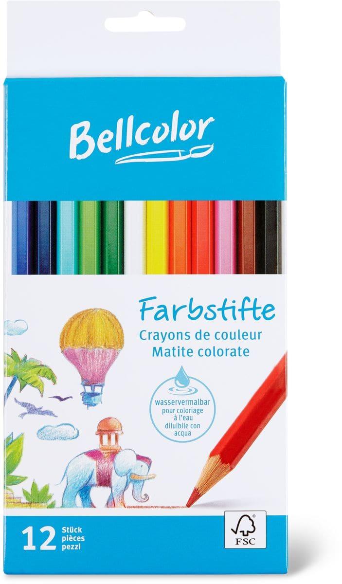 Bellcolor Farbstifte Maxi