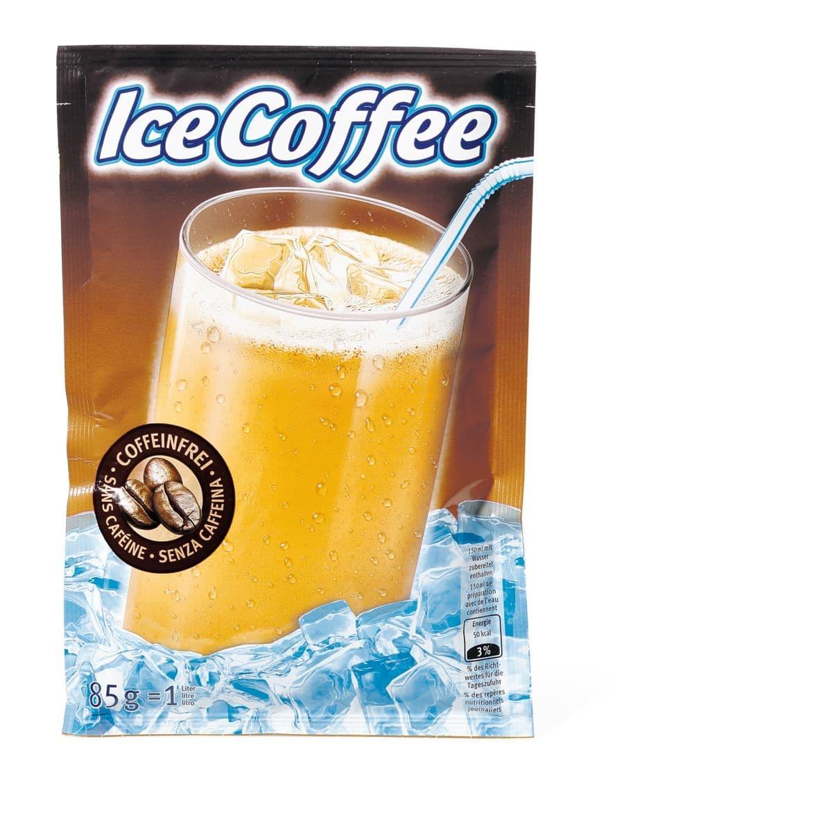 Ice-Coffee Coffeinfrei