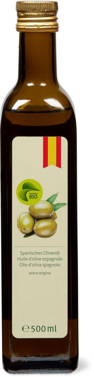 Bio olio d'oliva Spagnolo