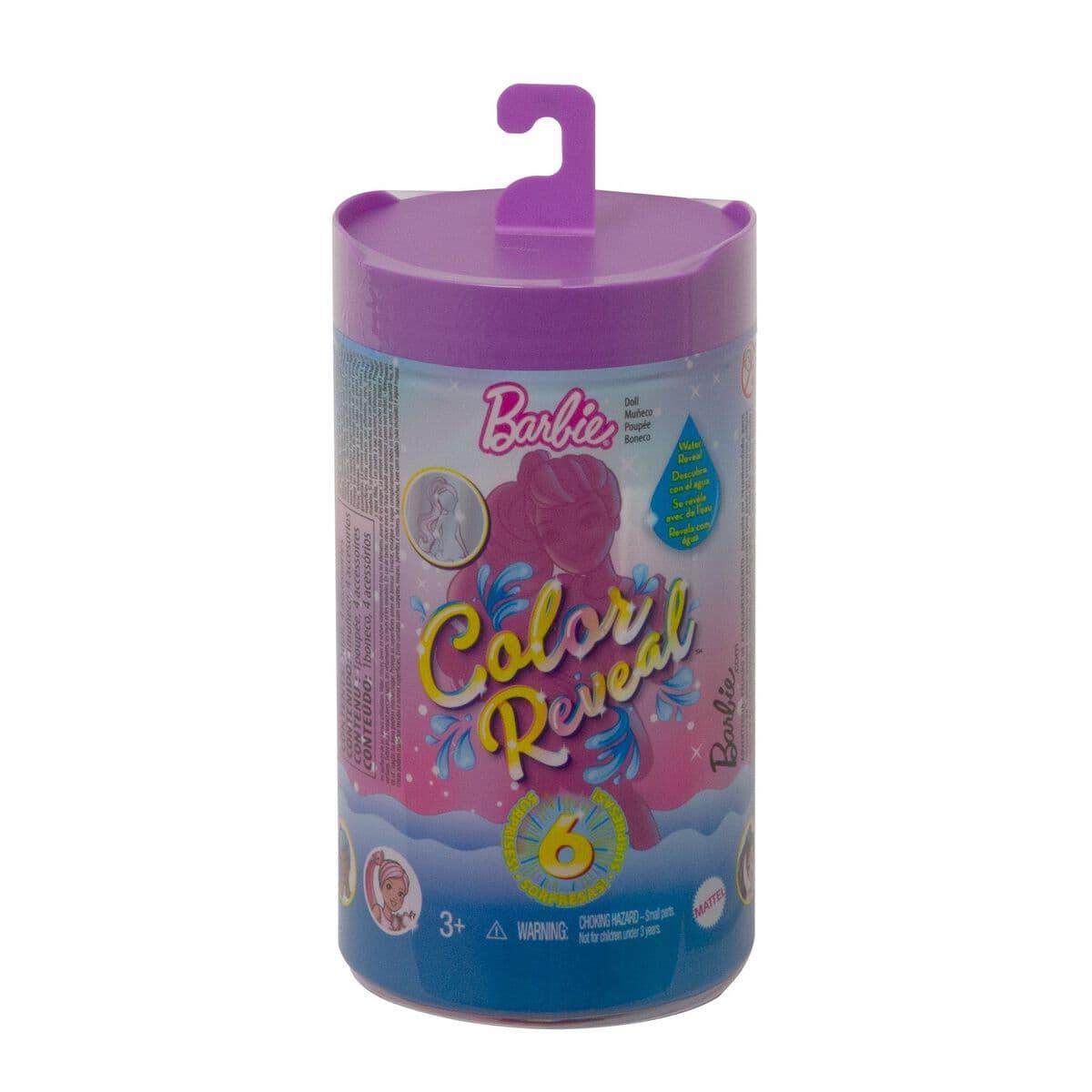Barbie GTT23/GTT24 Color Reveal Chelsea Bambole