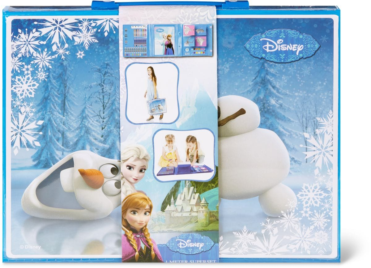 Disney Frozen Mega Art Set