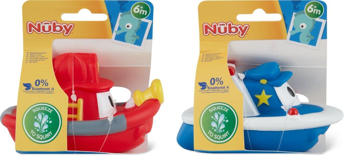 Nûby Gioco bagno barchetta