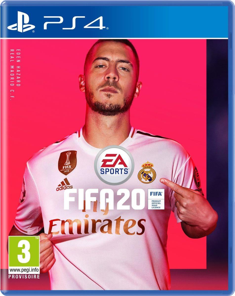 PS4 - FIFA 20 Box