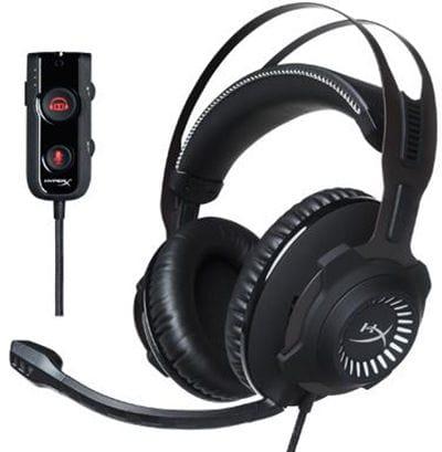 HyperX Gaming Headset Cloud Revolver S Cuffia