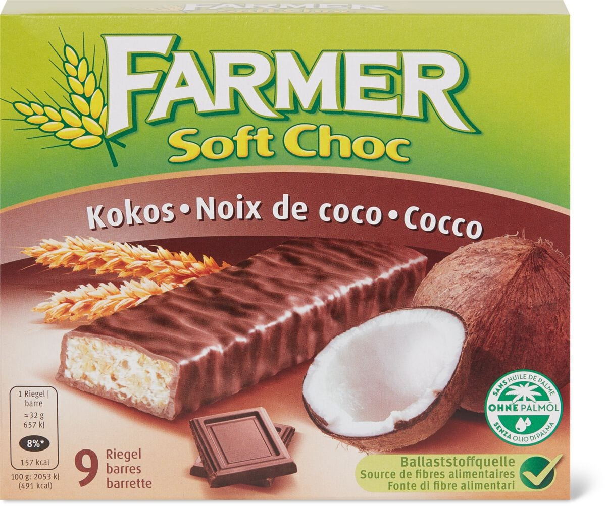 Farmer Soft Choc Kokos