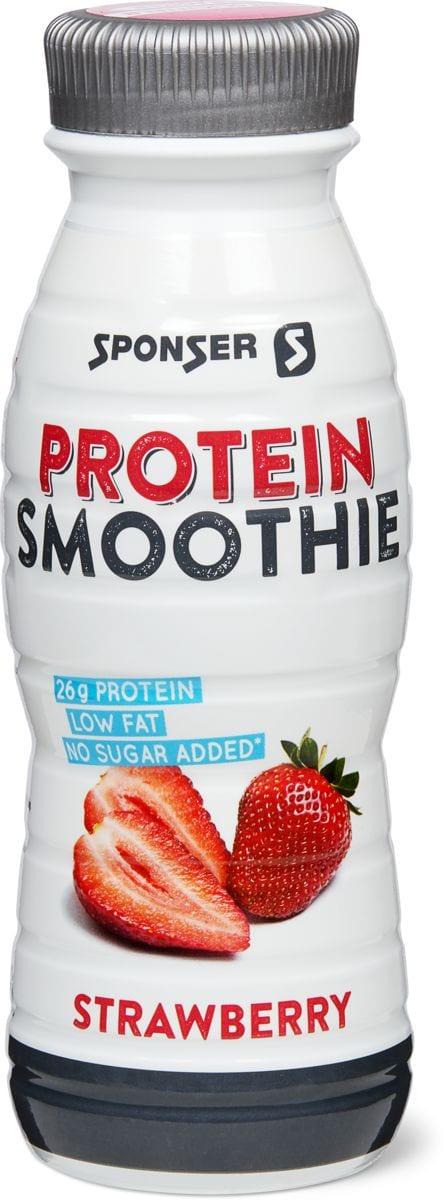 Sponser Proteindrink Erdbeer