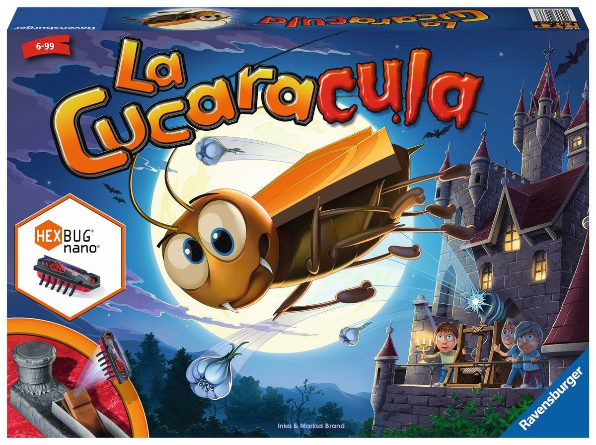 Cucaracula Società gioco