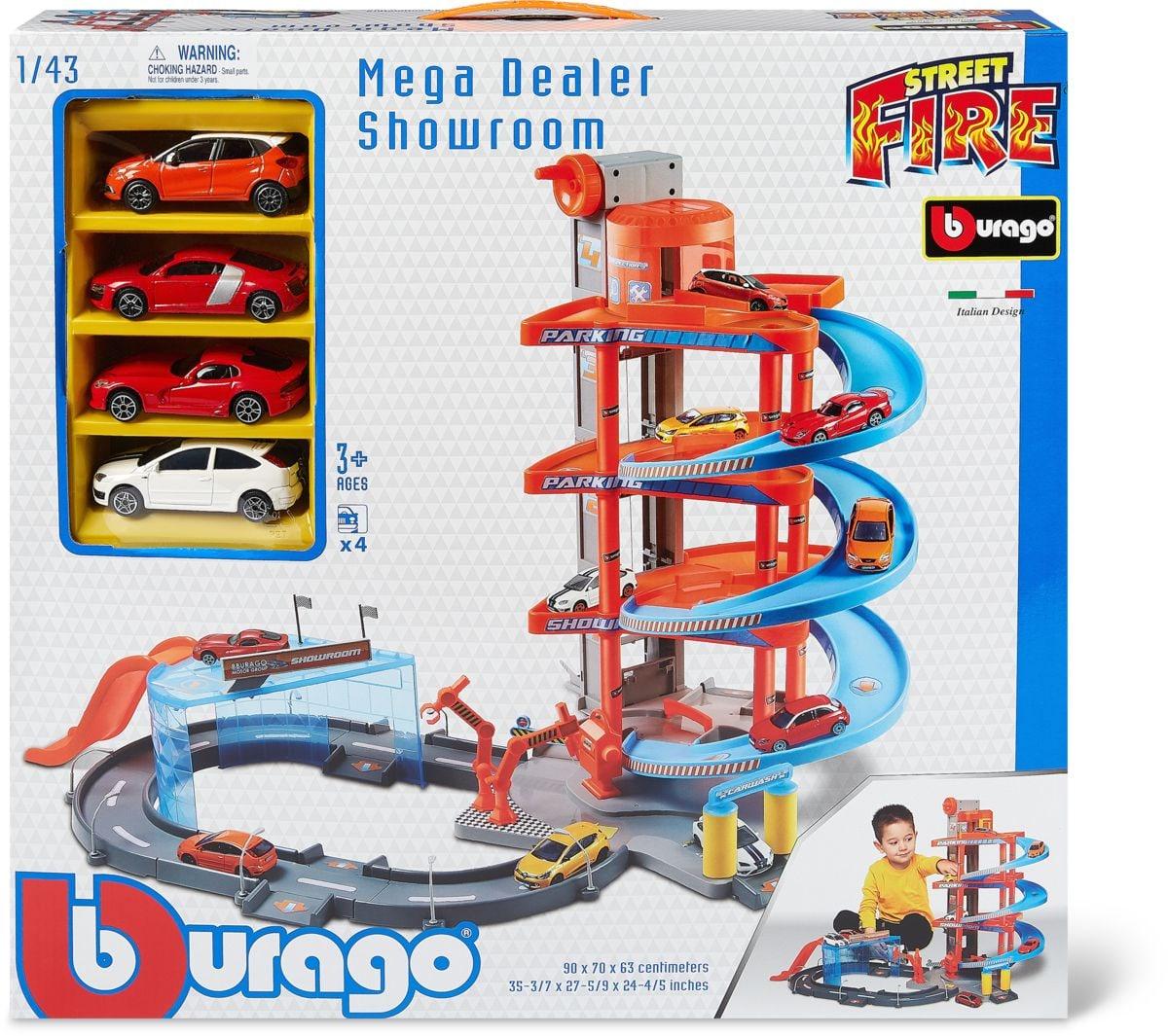 Bburago Street Fire Hochrennbahn