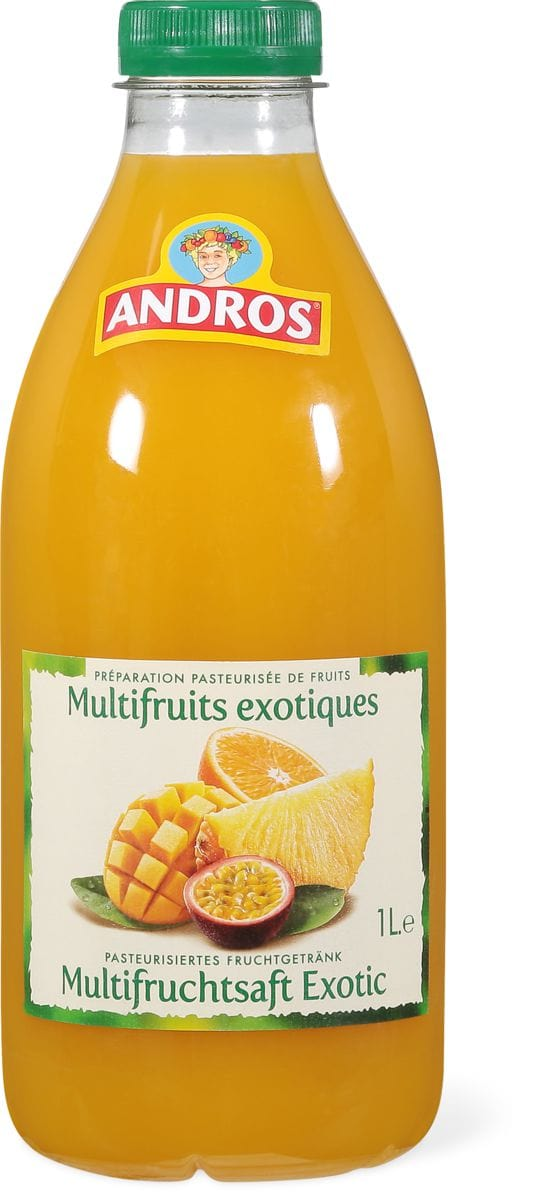 Andros Exotic Saft