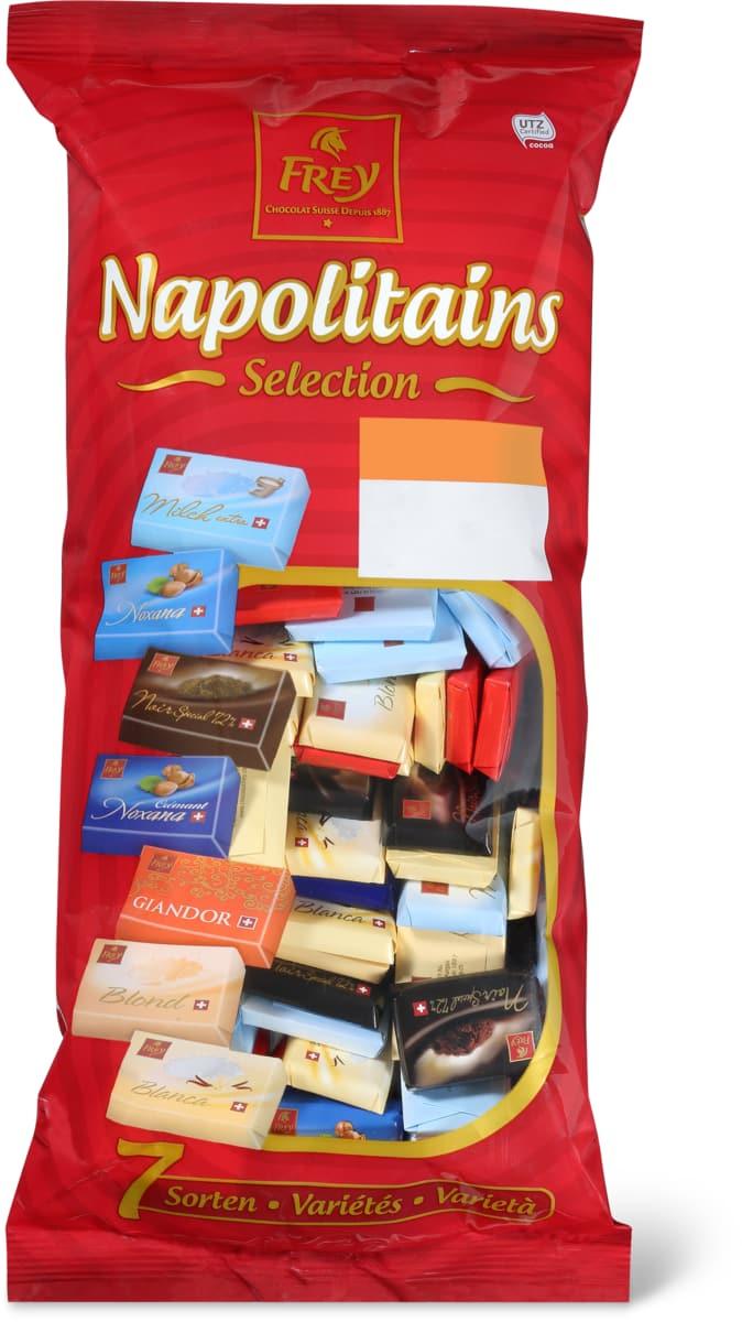 Frey Napolitains Selection, UTZ